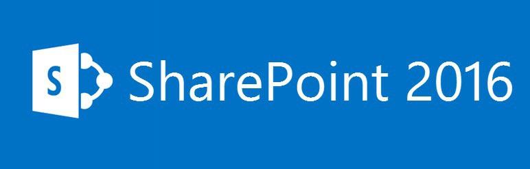 SharePoint2016